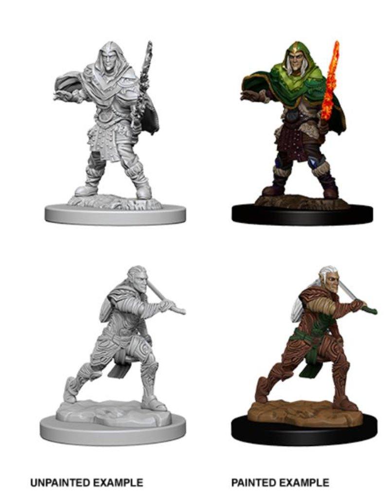 Wizkids Nolzur's Marvelous Miniatures: Male Elf Fighter (Wave 6)