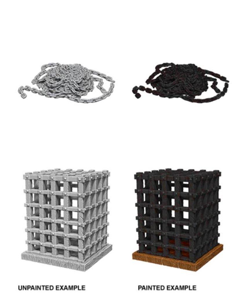 Wizkids Pathfinder Battles Deep Cuts: Cage & Chains (Wave 6)