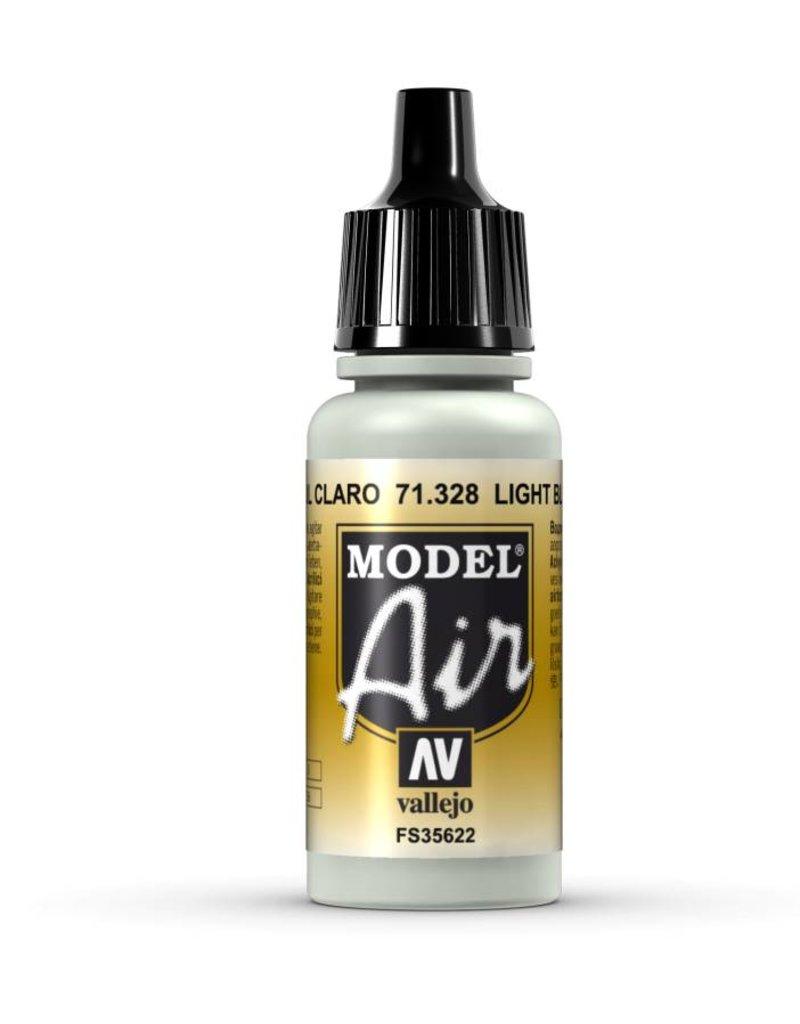 Vallejo Model Air - Light Blue 17ml
