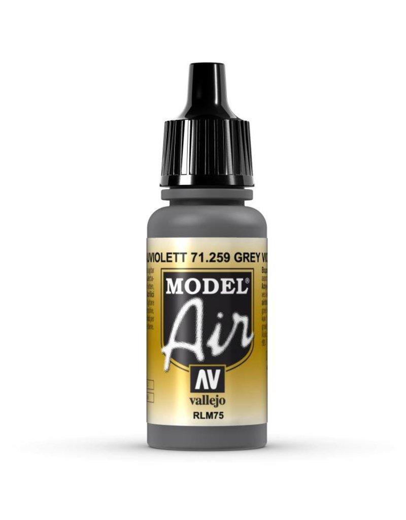 Vallejo Model Air - Grey Violet RLM75 17ml
