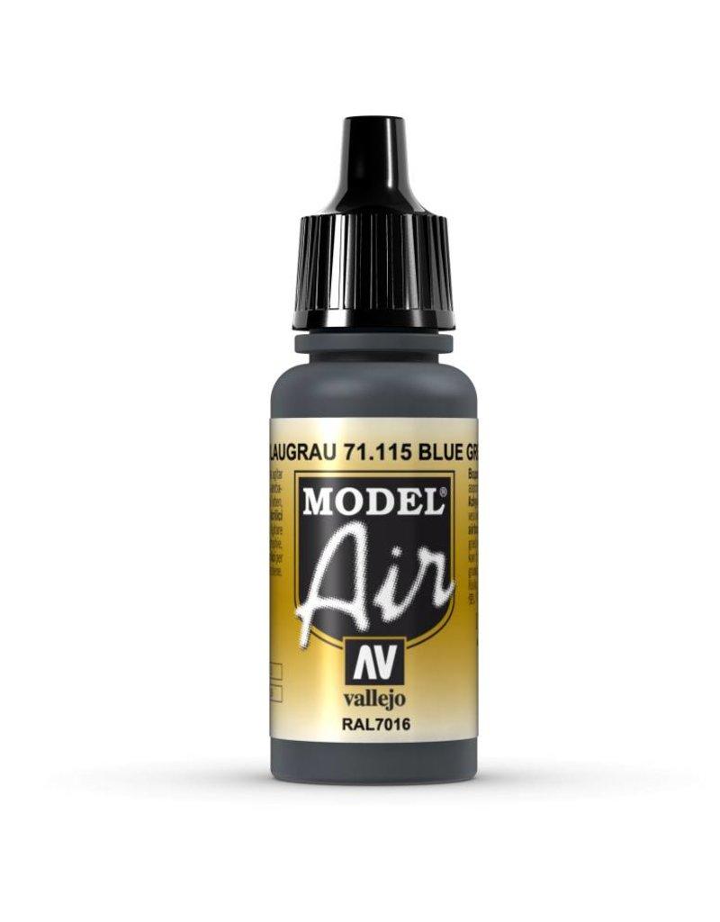 Vallejo Model Air - Blue Grey 17ml