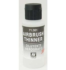 Vallejo Airbrush Thinner 60ml