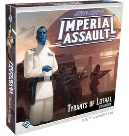 Fantasy Flight Games Tyrants of Lothal Expansion