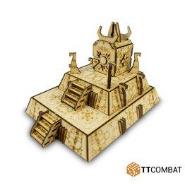 TT COMBAT Cyber Altar