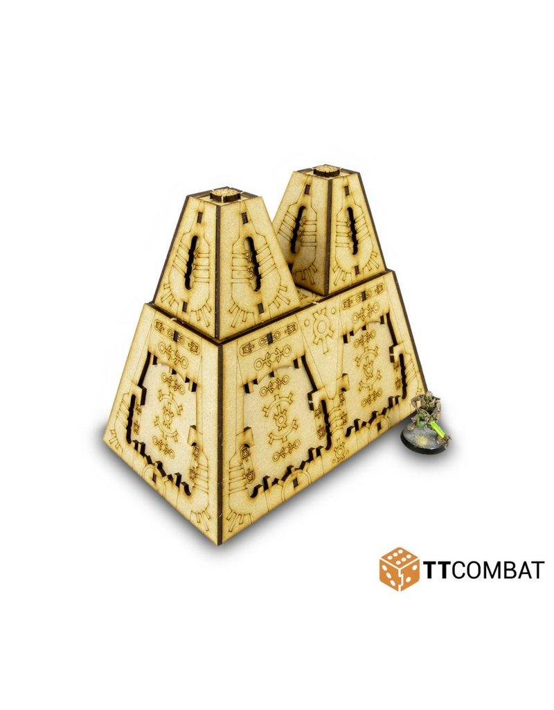 TT COMBAT Sci-fi Gothic - Cyber Megalith B