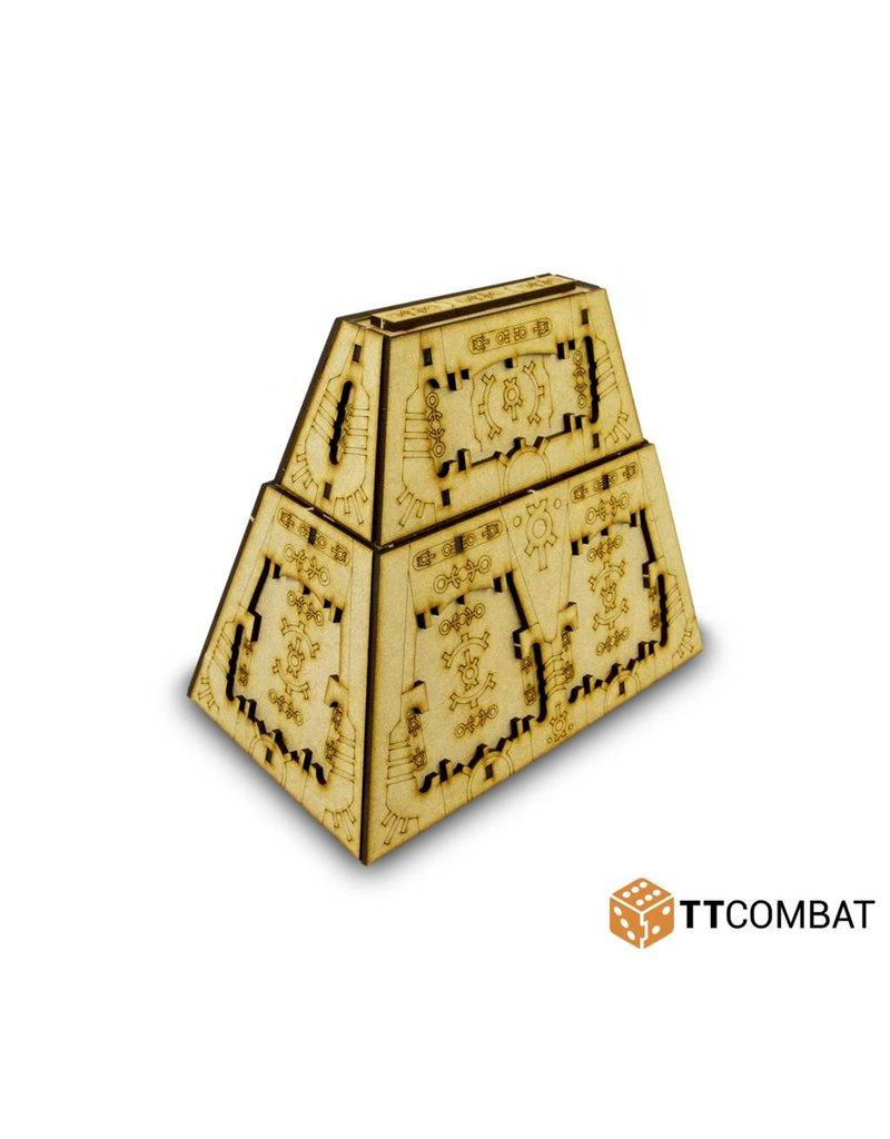 TT COMBAT Sci-fi Gothic - Cyber Megalith A