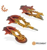 TT COMBAT Shaltari Chromium/Mercury/Cobalt Destroyers Pack