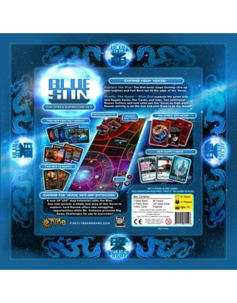 Gale Force 9 Firefly: Blue Sun - Expansion