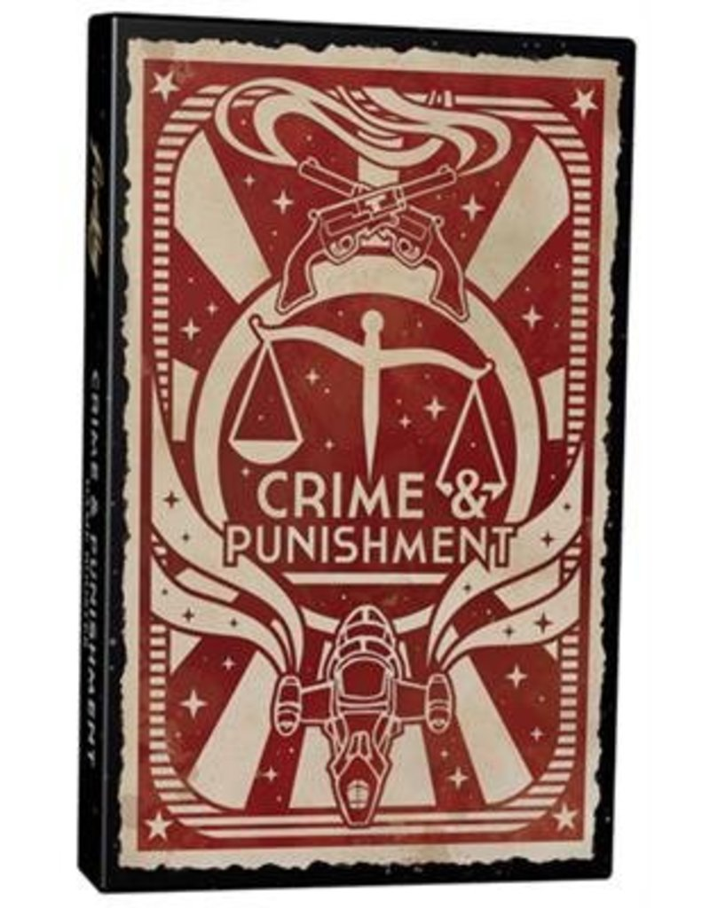 Gale Force 9 Firefly Expansion - Crime and Punishment