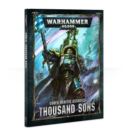Games Workshop Codex: Thousand Sons (8th Edition)