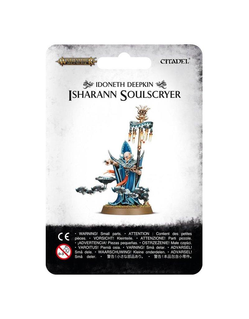 Games Workshop Idoneth Deepkin: Isharann Soulscryer