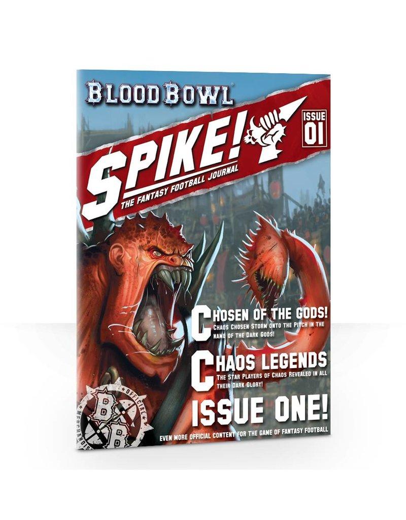 Games Workshop Spike! Journal: Chaos Chosen (EN)