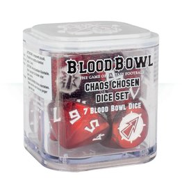 Games Workshop Chaos Chosen Dice