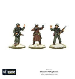 Warlord Games US Army MPs (Winter)