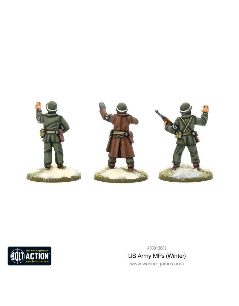 Warlord Games US Army MPs (Winter) Box Set
