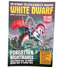 Games Workshop White Dwarf May 2018