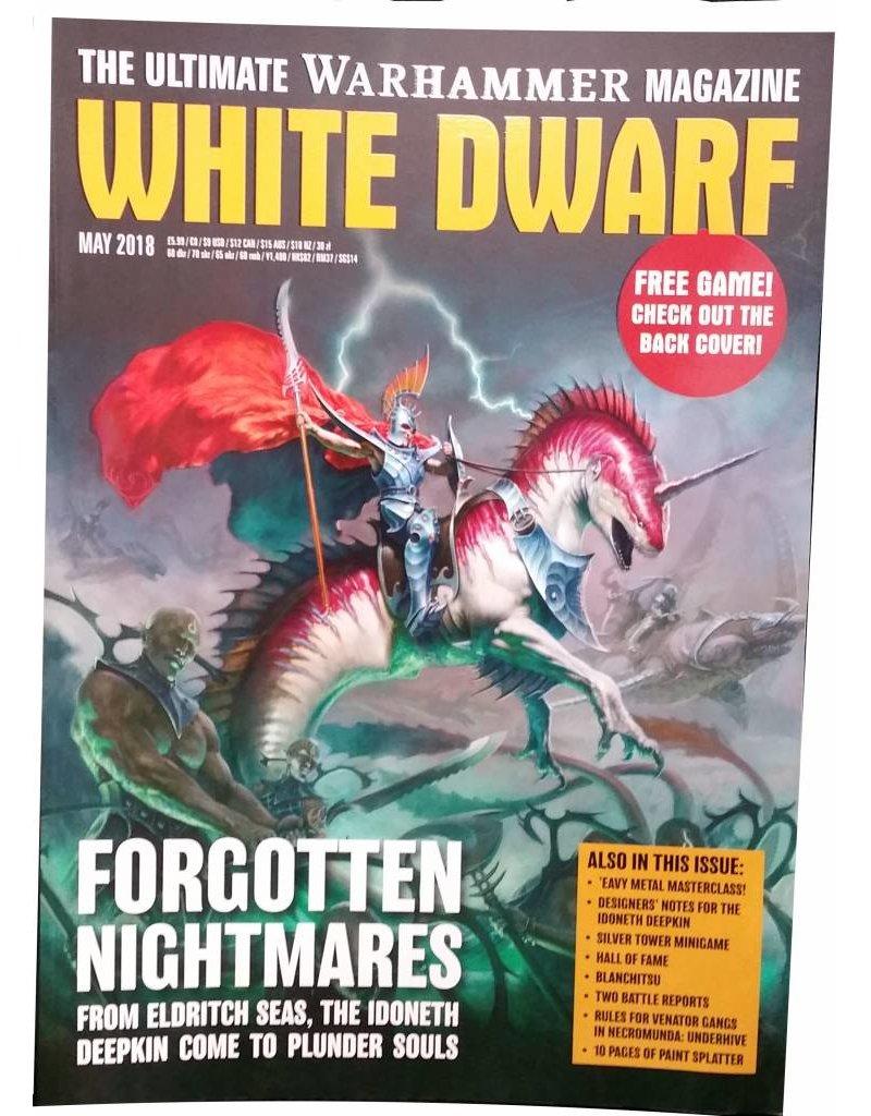 Games Workshop White Dwarf May 2018 (EN)