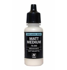 Vallejo Matte Medium 17ml