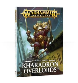 Games Workshop Battletome: Kharadron Overlords (SB)
