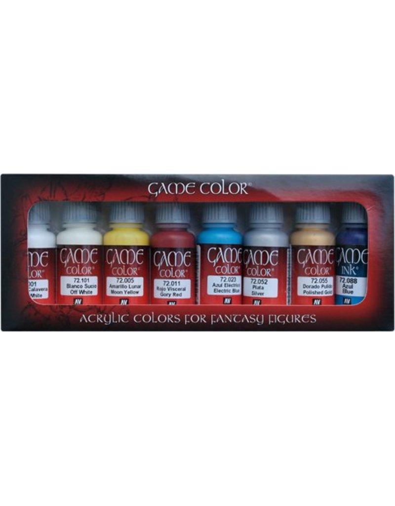 Vallejo Game Color – Elf Color Set