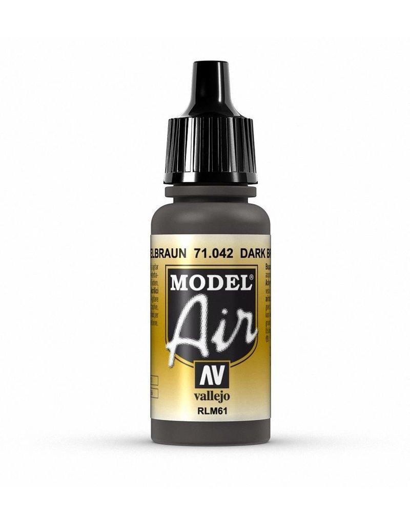 Vallejo AV Model Air Set - WWII German Paint Set