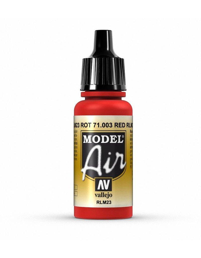 Vallejo Model Air Set - Basic Colors Set