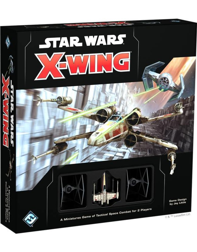 Fantasy Flight Games Star Wars X-Wing Core Set Second Edition