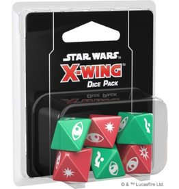 Fantasy Flight Games X-Wing Dice Pack