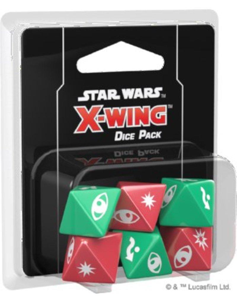 Fantasy Flight Games Star Wars X-Wing: Dice Pack