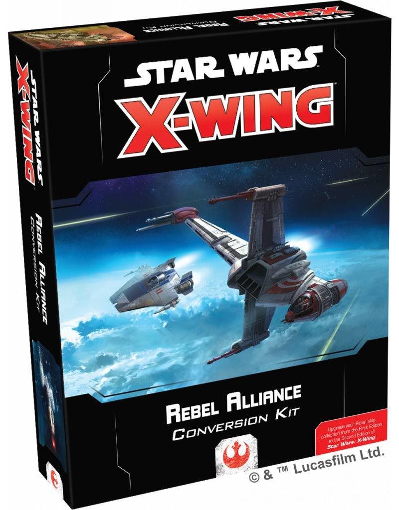Fantasy Flight Games Star Wars X-Wing: Rebel Alliance Conversion Kit