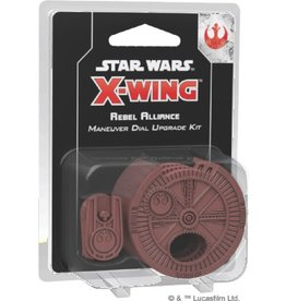 Fantasy Flight Games Rebel Alliance Maneuver Dial Upgrade Kit
