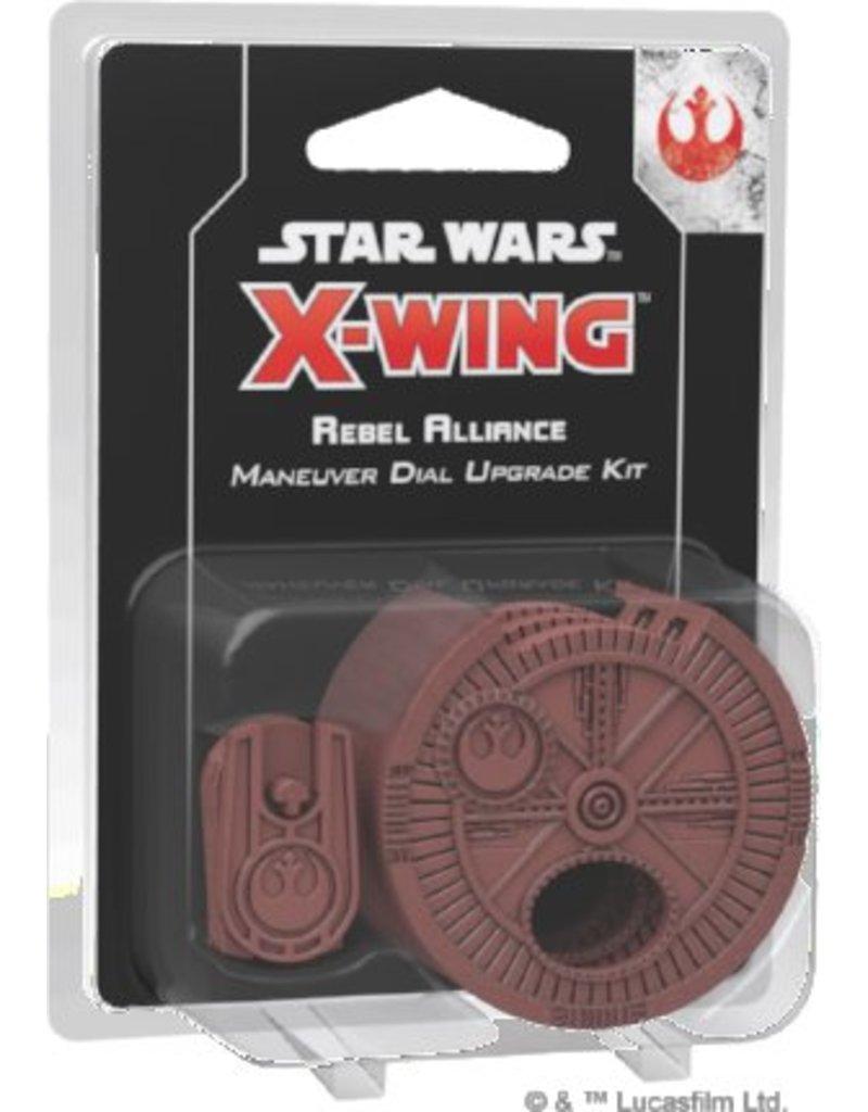 Fantasy Flight Games Star Wars X-Wing: Rebel Alliance Maneuver Dial Upgrade Kit