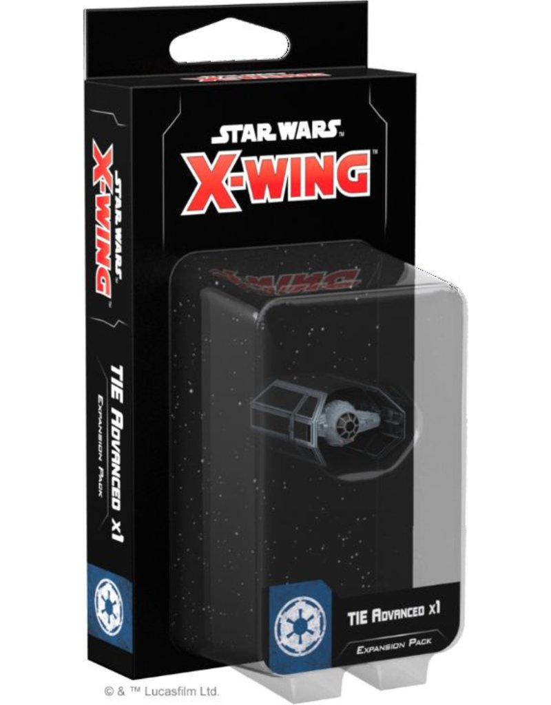Fantasy Flight Games Star Wars X-Wing: TIE Advanced x1 Expansion Pack