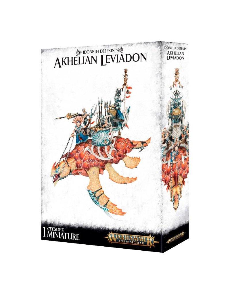 Games Workshop Idoneth Deepkin: Akhelian Leviadon