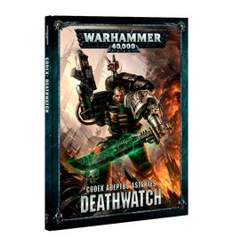 Games Workshop Codex: Deathwatch (8th Edition)