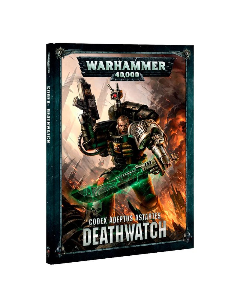 Games Workshop Codex: Deathwatch (HB) (8th Edition)