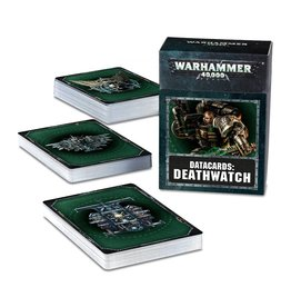 Games Workshop Datacards: Deathwatch (8th Edition)