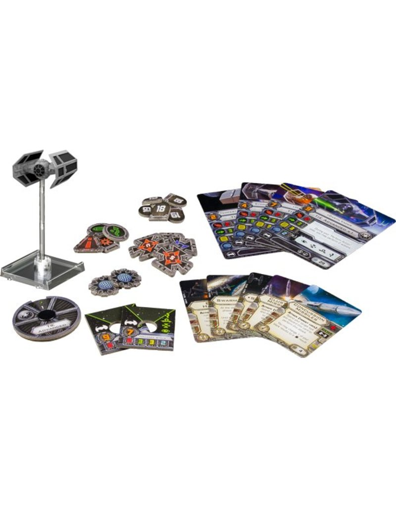Fantasy Flight Games Star Wars X-Wing: TIE Advanced Expansion Pack
