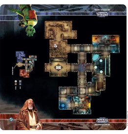 Fantasy Flight Games Anchorhead Cantina Skirmish Map