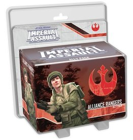 Fantasy Flight Games Alliance Rangers Ally Pack
