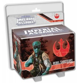 Fantasy Flight Games Rebel Saboteurs Ally Pack