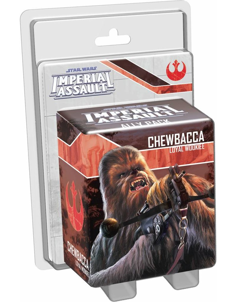 Fantasy Flight Games Star Wars Imperial Assault: Chewbacca Ally Pack