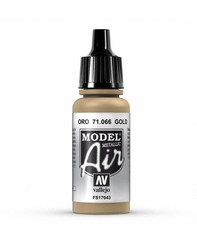Vallejo Model Air Set - Metallic Colors