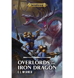 Games Workshop Overlords Of The Iron Dragon (HB)