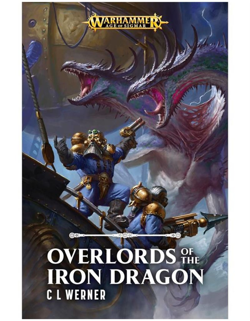 Games Workshop Age Of Sigmar: Overlords Of The Iron Dragon (HB)