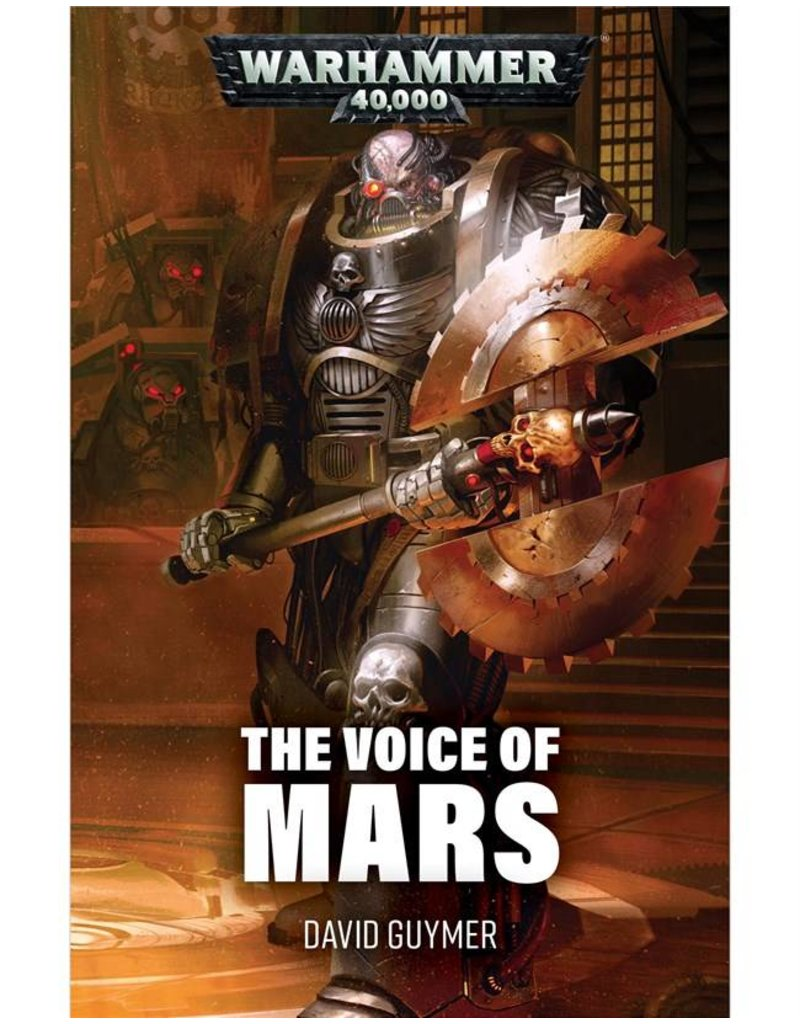 Games Workshop The Voice Of Mars (HB)