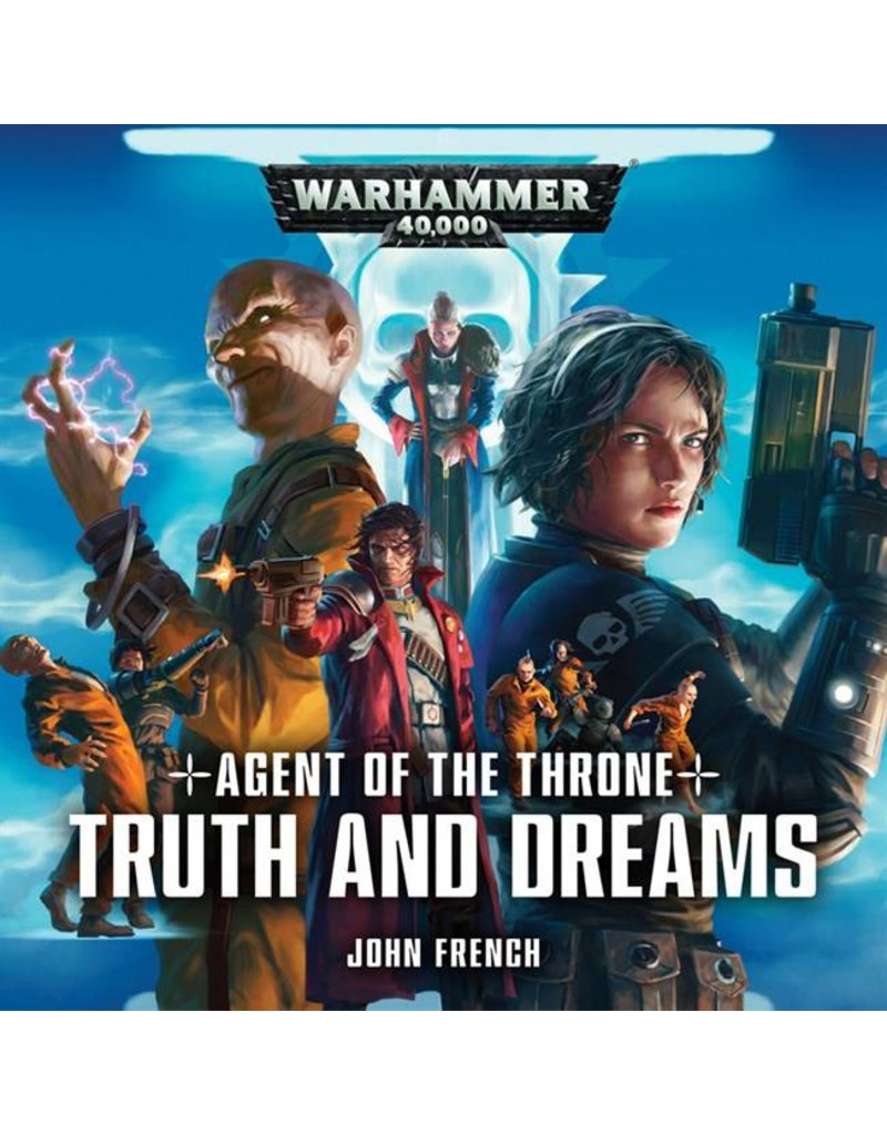 Games Workshop Agent Of The Throne: Truth & Dreams (Audiobook)
