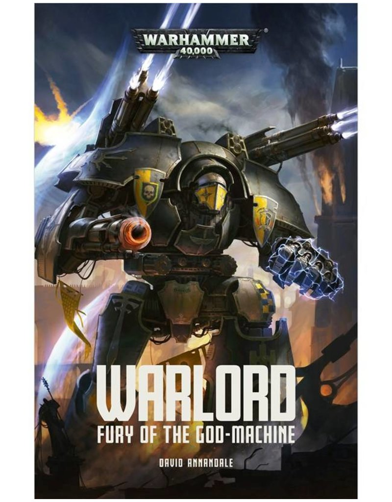 Games Workshop Warlord: Fury Of The God Machine (SB)