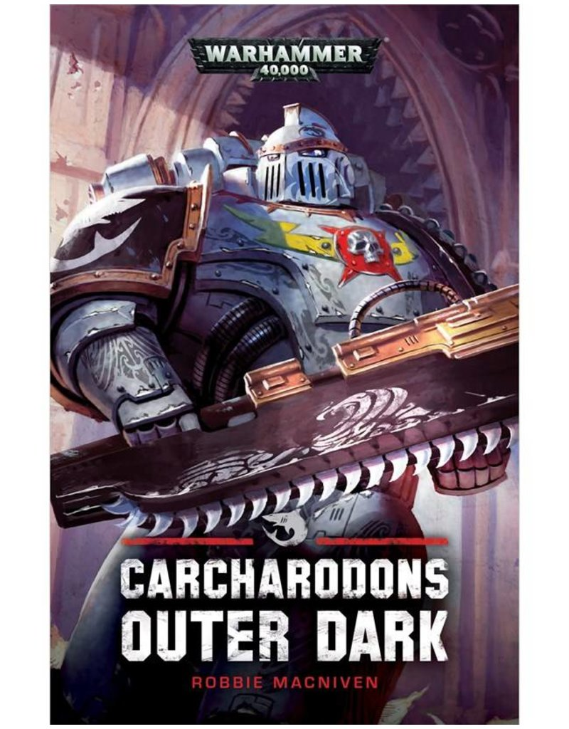 Games Workshop Carcharadons: Outer Dark (HB)