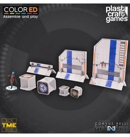 Plastcraft TME Prop Set